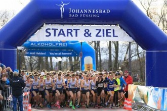 27. Johannesbad Thermen-Marathon – Bad Füssing am 02.02.2020