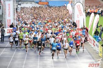 Businesslauf in Linz am 6.9.2017
