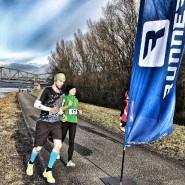 Einzelzeitlaufen TriRun Linz am 02.02.2020