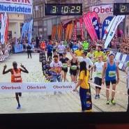 17. Linz Marathon am 15.4.2018