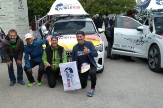 Wings for Live Worldrun am 5. Mai 2019