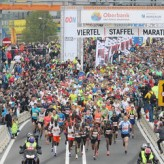 Linz Marathon am 14. April 2019