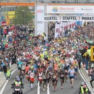 Linz Marathon am 14. April 2019
