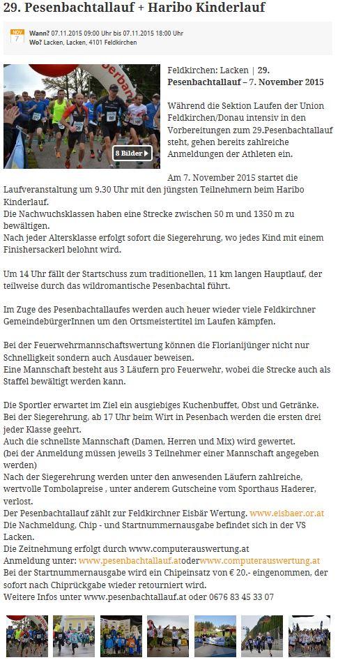 Rundschau Vorbericht