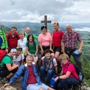 Vereinsausflug 22. 6 – 23.6.2019 zum Traunsee Halbmarathon